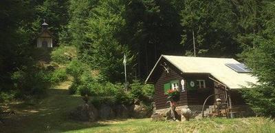Bergmesse bei der Jagdhütte am Dreitannenriegel mit Bewirtung