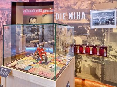 Passau von 1950 bis heute. Das Oberhausmuseum sucht Geschichte