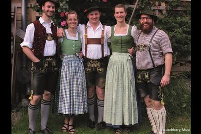 Alpenlndische Volksmusik mit der Rauschberg-Musi
