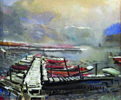 Lois Huber - Maler aus Leidenschaft