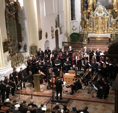 Konzertante Festmusiken um 1640