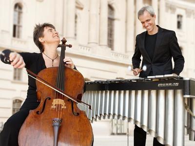 Cello meets Vibraphone Zeitreisen mit Johann Sebastian Bach