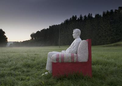 SCULPTOURA - Skulpturenweg zwischen Waldenbuch und Weil der Stadt