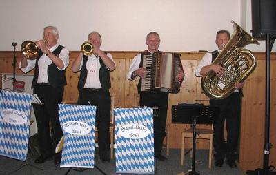 Alpenlndische Volksmusik mit der Mangfalltaler Musi