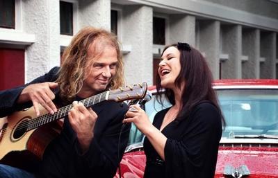 Peter Autschbach und Samira Saygili