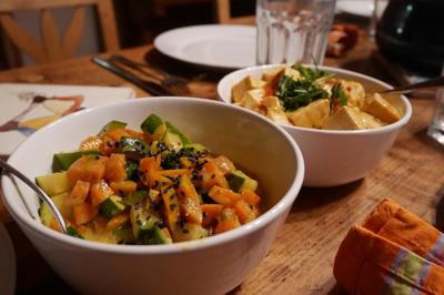 Vegan kochen - unkompliziert, bunt und lecker