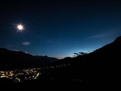 Geführte Schneeschuh-Abendwanderung in BreilBrigels