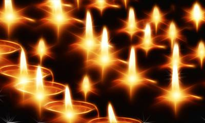 5. Candle-Light Shopping