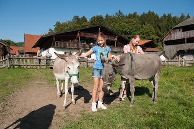 Familiensonntag im Museumsdorf Bayer. Wald