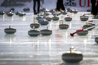 Scottish Week Curling