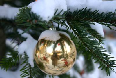 Weihnachten in der Husumer Bucht. (© Tourismus und Stadtmarketing Husum GmbH)