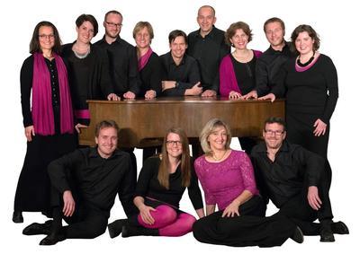 Konzert des Gesangsensembles BELLA VOCE