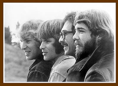 WILLY & the POOR BOYS playing Creedence Clearwater Revival
