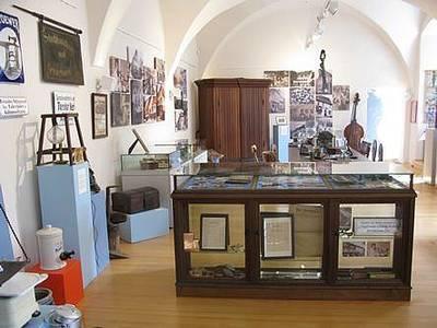 Dauerausstellung Museum. (© Kultur im Schloss e.V.)