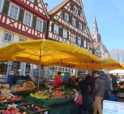Interner Link zur Veranstaltung: Wochenmarkt