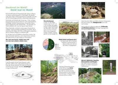 Ausstellung Denkmal im Wald