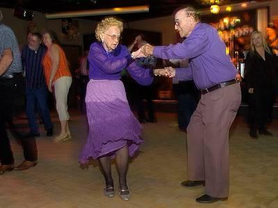Küchenparty - Kochen und Tanzen für Senioren