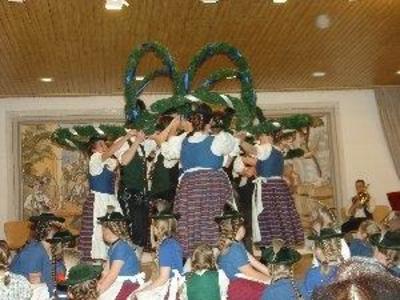 Vereinsabend des Trachtenvereins Brannenburg
