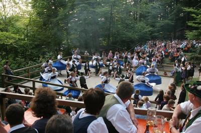 Waldfest am Brgl