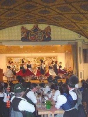 Vereinsabend des Trachtenvereins Degerndorf