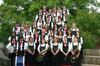 Die Musikkapelle Eggsttt prsentiert Chaingang