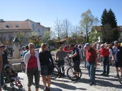 Radlflohmarkt