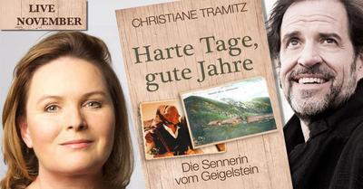 Lesung im Bergsteigerdorf Sachrang -Harte Tage, gute Jahre- AUSVERKAUFT
