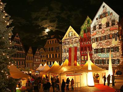 chocolART - Tbingen Internationales Schokoladenfestival