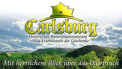 Abwärts nach Oben! - Die Oderhähne auf der Carlsburg