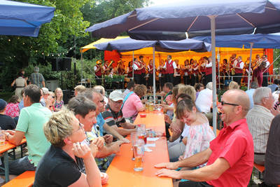 Traditionelles Stadtseefest