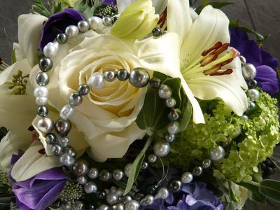 Zauber der Perlen