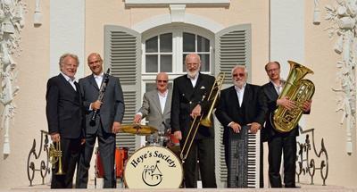 Heyes Society Original New Orleans Jazz - Die Band sagt Adieu