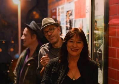 Wir waren mit Dir bei Rigoletto, Boss - Ulla Meinecke Band-TOUR