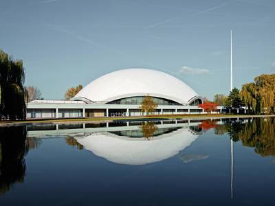 EdelsteinbörseJahrhunderhalle Frankfurt Höchst. (© Edelsteinbörse)