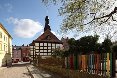 Konzerthalle Bad Freienwalde, Foto Bad Freienwalde Tourismus GmbH