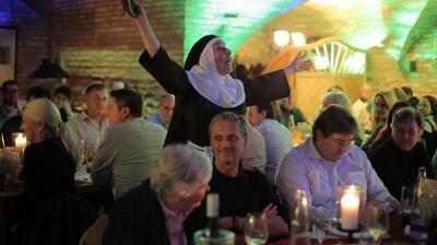 """Dine & Crime """"Sakraldinner 4 – Die sndigen Nonnen von Santa Clara"""""""