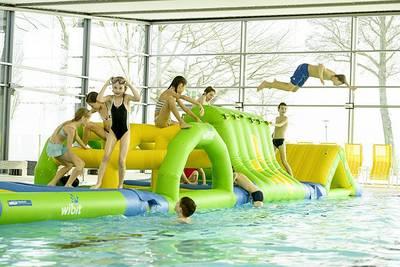 Spielenachmittag im Aquastaad