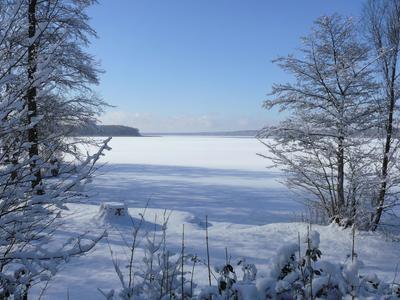 Winterstimmung, Foto Sandra Ziesig