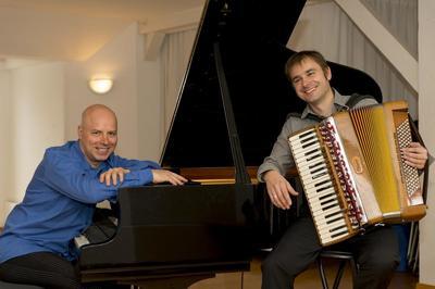 Duo-Eschke-Gruber Emotionsgeladene kammermusikalische Filmmusik