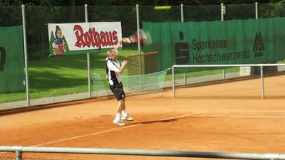 32. ITF Rothaus Open 2018 Internationales Senioren Tennis Turnier
