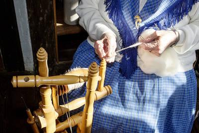 Spinn- & Handarbeitstag mit Tauschbrse