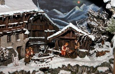 Heilige Nacht - Eine Weihnachtslegende