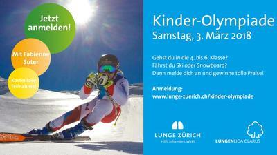 Kinder-Olympiade Braunwald