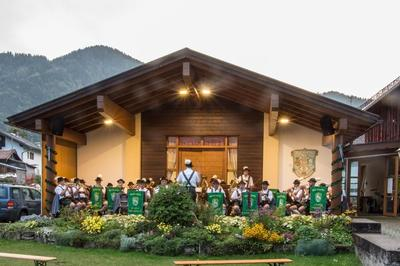 Pavillonfest der Blaskapelle