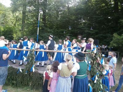 Waldfest am Kamabichl Ausweichtermin am 28.07.29.07.