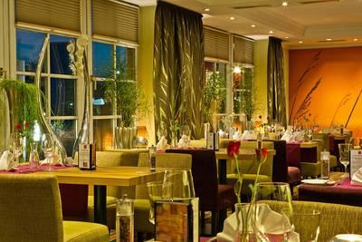 Restaurant Abendrot im Hotel & SPA Rosenburg. (© Hotel & SPA Rosenburg)