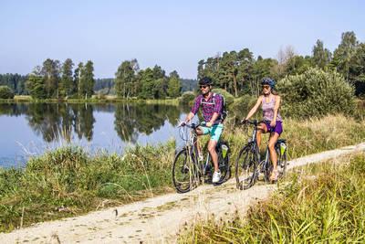 ABGESAGT - gefhrte eBike-Touren: Alt-Rhein und Rhein-Rhone-Kanal. (© Movelo)