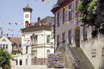 ABGESAGT - gefhrte eBike-Touren: Mllheim und Neuenburg. (© Stadt Mllheim)
