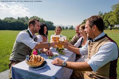 Hopfengartenfhrung mit Bierverkostung