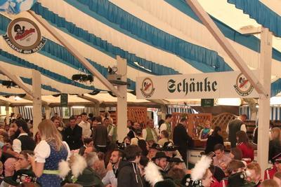 Pfingstvolksfest Bad Aibling vom 18. - 27. Mai